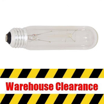 Westinghouse 03834 Tubular Lamp Thumbnail