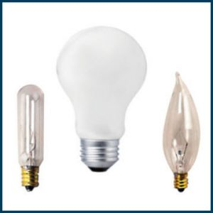 Incandescent Lamps Thumbnail