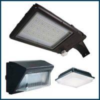 LED Exterior Fixtures