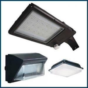LED Exterior Fixtures Thumbnail