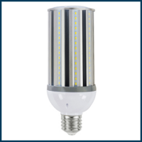 LED HID LED Post Top Retrofit Lamp Medium Base