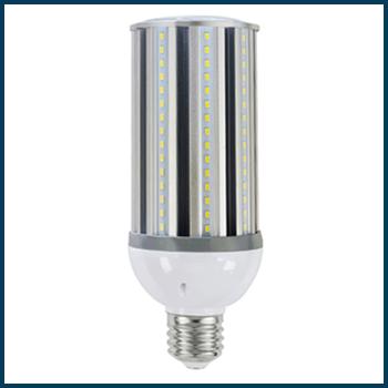 LED HID LED Post Top Retrofit Lamp Medium Base