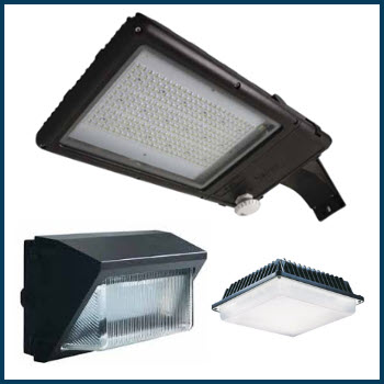 Topaz 55W LED Dusk-to-Dawn Fixture Thumbnail