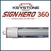 Keystone Double Sided LED Sign Tubes