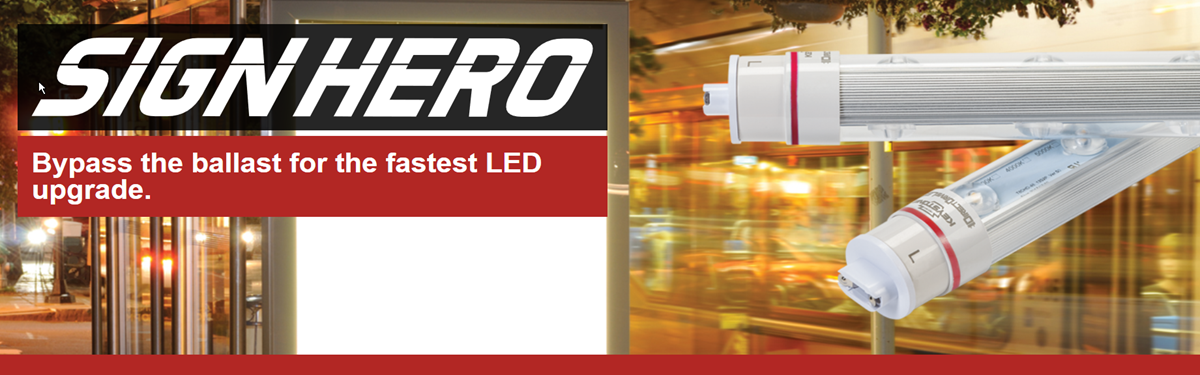 Keystone LED Sign Hero Tubes