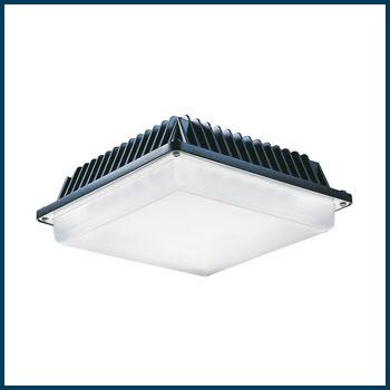 TCP 45W LED Canopy Fixture – 5000K Thumbnail