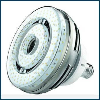 LED-HID High-Bay Retrofit Lamp