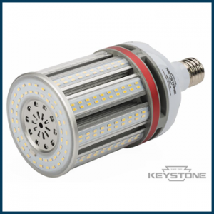 LED HID Retrofit Post Top Medium Base Lamp