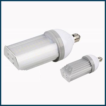 LED Wall Pack Shoebox Retrofit Lamp Mogul
