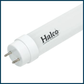 Halco 48 inch Double-End Power Ballast Bypass Tube 3500K Thumbnail