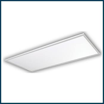 LED Flat Panel 2x4