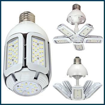 Satco Multi Beam LED Corncob
