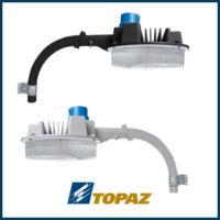 Topaz LED Dusk to Dawn Barn Light