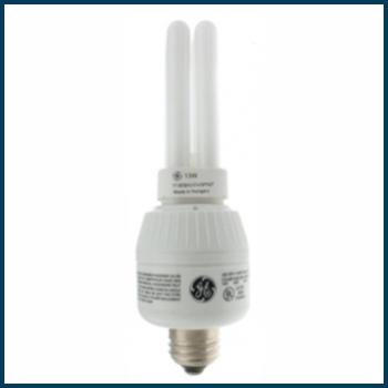 GE FLA13/SPX27 CFL Lamp Thumbnail