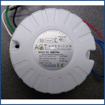 AGT BKD-40W Induction Driver Thumbnail
