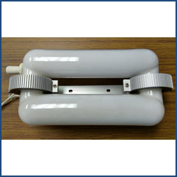200W Rectangular Induction Lamp Thumbnail