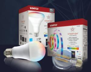 Satco Starfish Smart Lighting